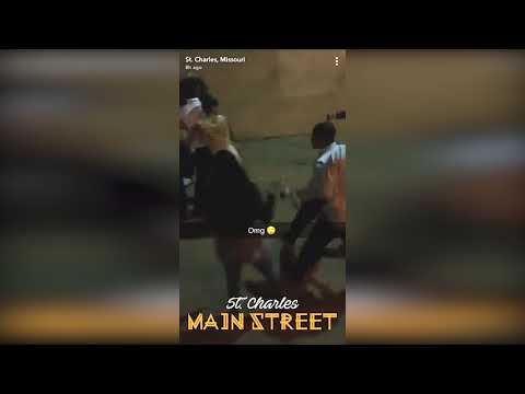 Wedding Brawl - Downtown St. Charles, MO - 9.2.17 -  St. Charles Police searching for 6 suspects