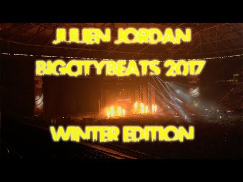 Julien Jordan live at  BigCityBeats 2017 Winter Edition