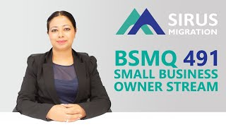 BSMQ 491  SMALL BUSINESS OWNER STREAM (Australia)