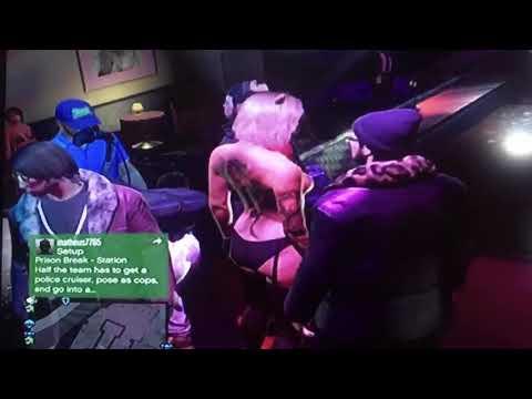 GTA V Strip Club