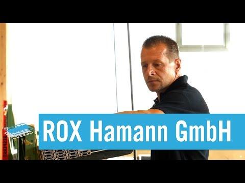ROX Hamann GmbH | Unternehmensfilm