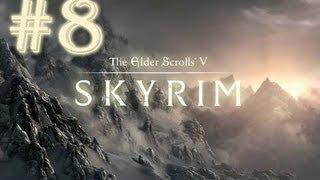 Прохождение Skyrim - часть 8 (Я знаю короткую дорогу)