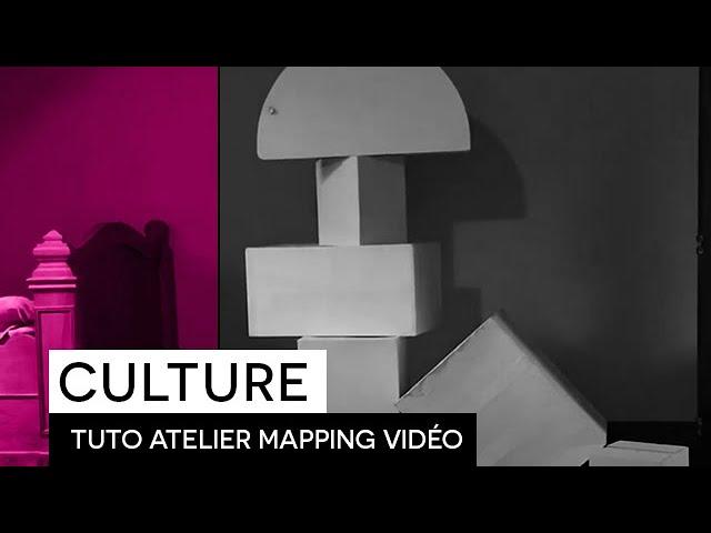 [CULTURE] : Tuto Atelier Vidéo Mapping
