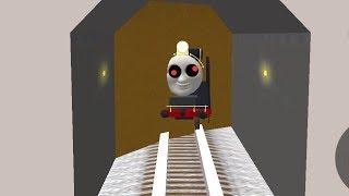 きかんしゃトーマスプラレール ヒロのおばけ電車⁉粘土 トンネル線路 Thomas&friend ghost train thumbnail