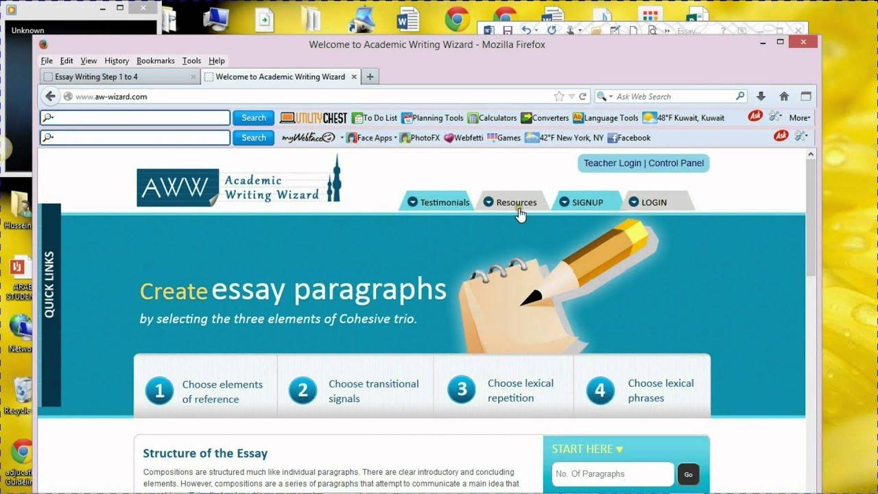 academic writing wizard presentation 1 academic writing wizard presentation 1