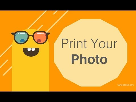 Jotolab - Online Photo Printing Service - What we do