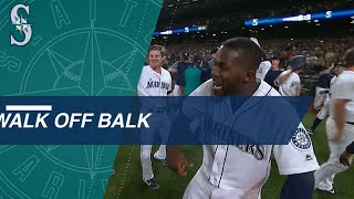 Mariners win against the Dodgers on a walk-off balk
