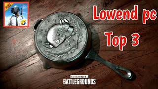 Top 3 Games Like PUBG and Fortnite    Low end PC    2018 TECH2TOYS