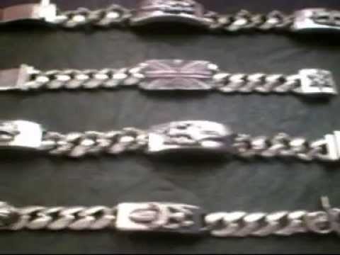 Chrome Hearts Jewelry Famously Worn by Cher Karl Lagerfeld Tae Yang Usher Nikki Sixx & More!!!