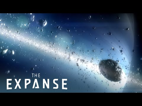 THE EXPANSE (Original Trailer) | SYFY on YouTube
