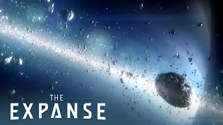 THE EXPANSE (Original Trailer) | SYFY