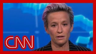 Rapinoe's message to Trump: You need to do better for everyone