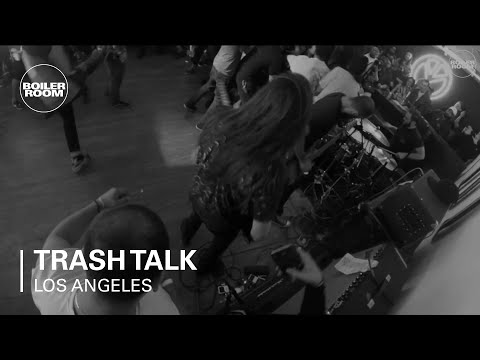 Trash Talk Boiler Room x GoPro Los Angeles Live Performance