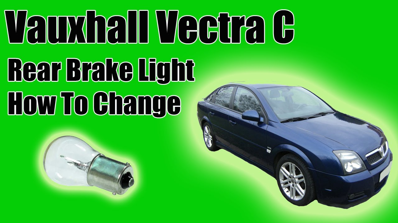 Vectra C Rear Light Wiring Diagram Archive Of Automotive Vauxhall Brake Bulb Change 2002 2008 How To Rh Youtube Com