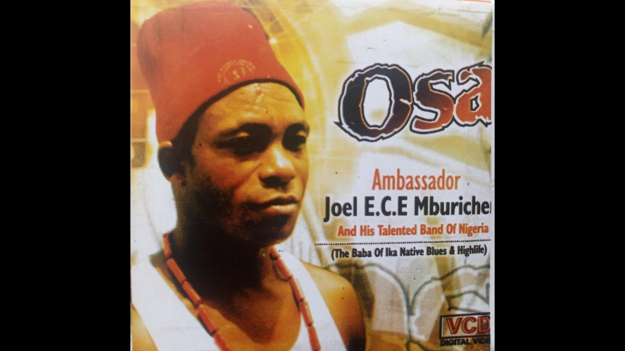Download AMBASSADOR JOEL - OSA VIDEO, RIP ( ENVEE TV ) ONU IKA. PHAZE 5
