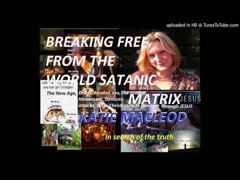Out Matrix Down Rabbit Hole To Truth Via Shamanism, Ayahuasca, Enlightenment - Katie Macleod