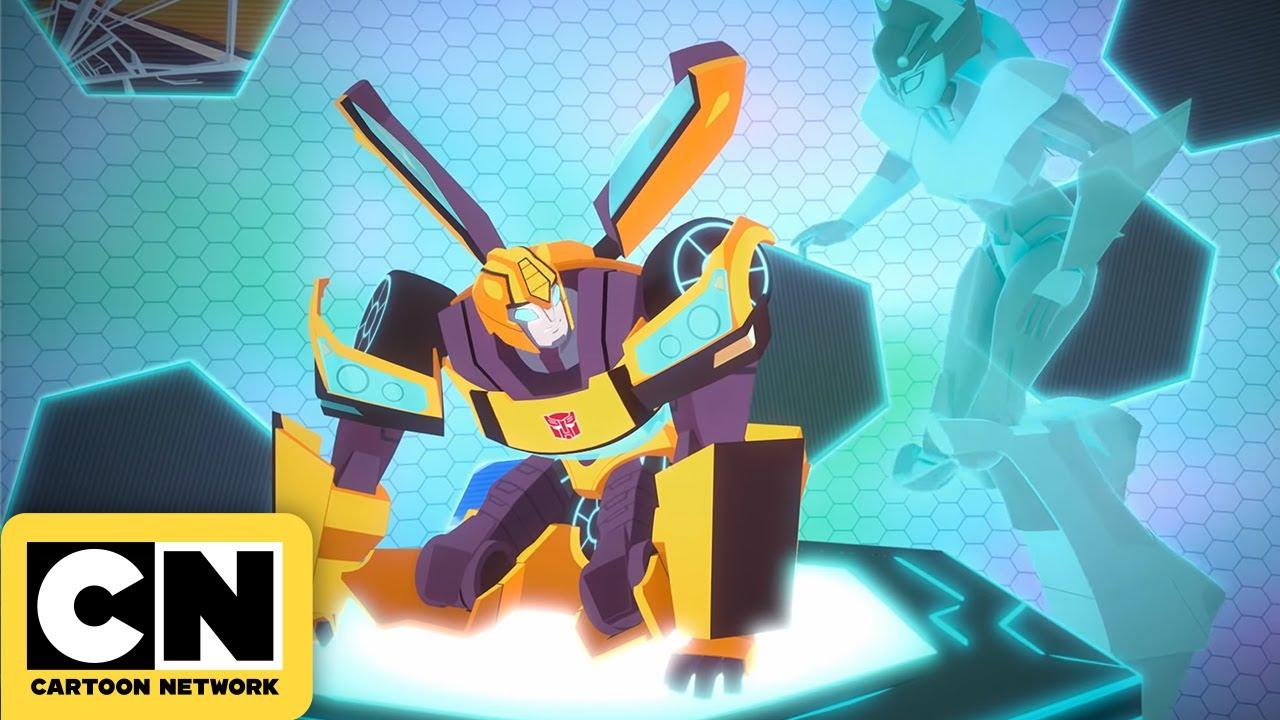 Transformers Cyberverse   The False Memory Trap   Cartoon Network