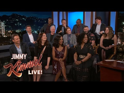 Scandal Cast on Emotional Final Episode