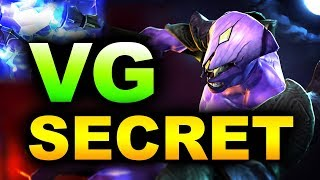 SECRET vs VG SEMI FINAL LEIPZIG MAJOR DreamLeague 13 DOTA 2