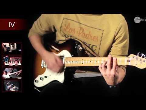 God Is Able - Rhythm Guitar Instructional