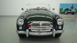 1960 MGA Mk I 1600 Video