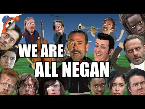 we-are-number-one-but-we-are-all-negan-(walking-dead-parody)- -tobianimados
