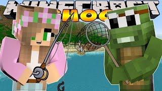 Minecraft - Little Kelly School Adventures : EPIC FISHING TRIP!