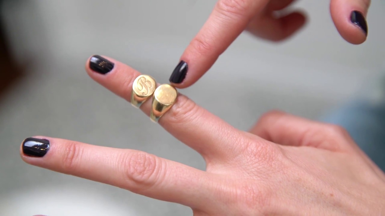 How to layer jewelry | ANINE BING