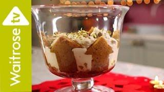 Orange And Ginger Syllabub Trifle | Waitrose