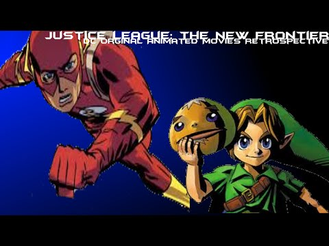 DC Animated Originals Retrospective: Justice League the New Frontier