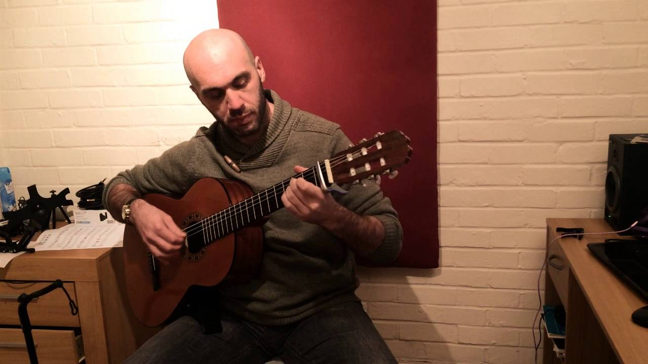 Part Time Lover Stevie Wonder Fingerstyle Guitar Arrangement Youtube