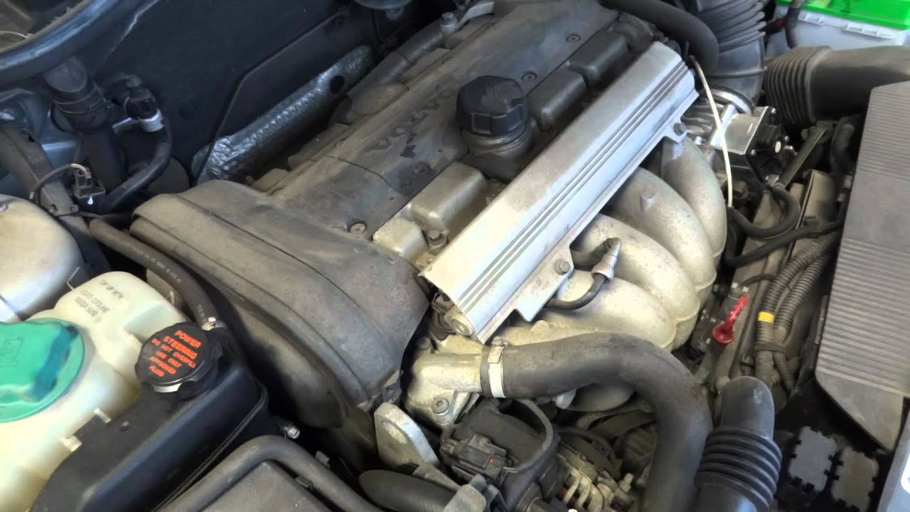 1999 Volvo V70 2 4l Engine With 50k Miles