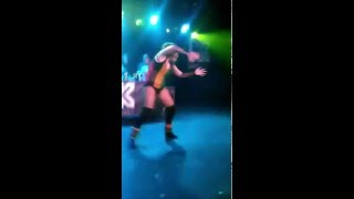 Sweady - Hungarian Dancehall Queen Contest 2016