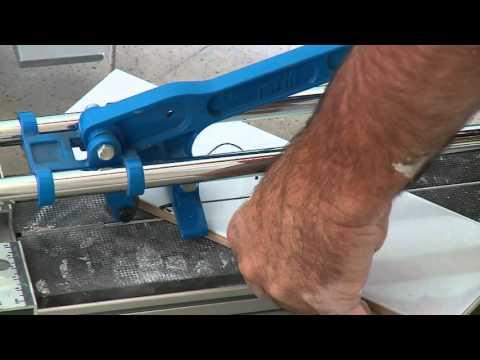 How To Lay A Herringbone Tile - DIY At Bunnings