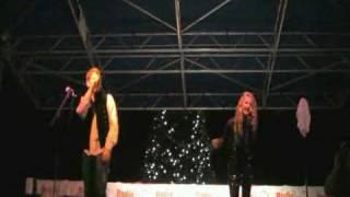 Savannah Outen Singing Breaking Free With Drew Seeley