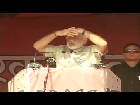 PM Shri Narendra Modi at Parivartan Rally in Hajipur, Bihar : 25.10.2015