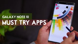 7 More Apps to Try NOW for Galaxy Note 10+ (2020)
