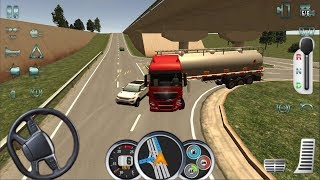 Euro Truck Driver 2018 #2 - New Truck Games Android Gameplay - Best Truck Simulator Game