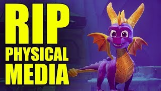 So Activision, I Gotta Ask. Why The Hell Did You Delay The Sypro Reignited Trilogy?