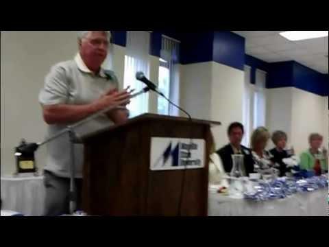 Darryl Gulbranson Alumni Award at Mayville State