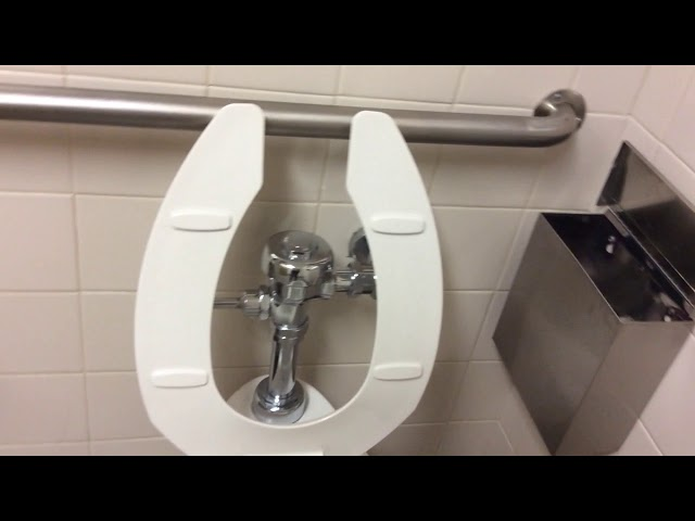 Cleaning restroom inspection The Janitorial Spot, Inc.
