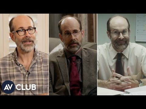 Brian Huskey talks The XFiles, If Google Was A Guy, and the genius of Veep