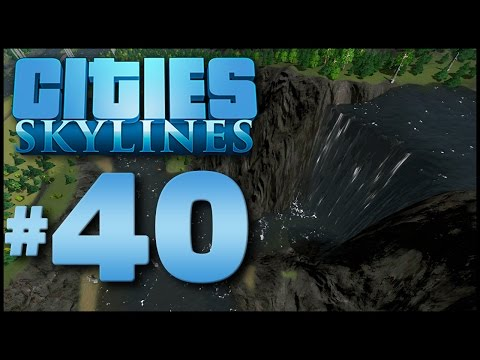 Cities: Skylines #40 - The Great Flood of 2044