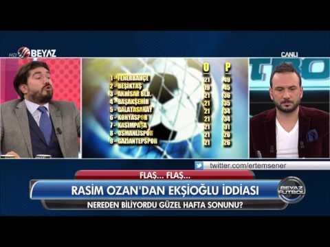 (T) Beyaz Futbol 14 Şubat 2016 Tek Parça