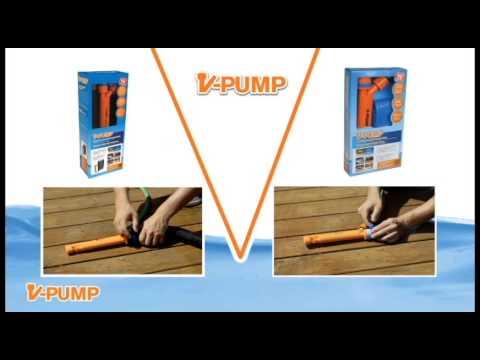 V Pump Water Hose Ed Submersible