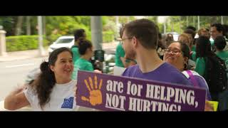 Hawaii Video Production - Men's March - Na Leo Kane | Oahu Films | Hawaii Videography