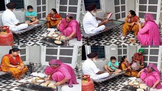 ||😘My Mom Morning Routine||ਅੱਜ ਮੰਮੀ ਨੇ ਬਣਾਏ ਪਰਾਂਠੇ🍘🍘||ਪਿੰਡਾਂ ਵਾਲਿਆਂ ਦੀ ਸਵੇਰ||punjabi cooking and pun