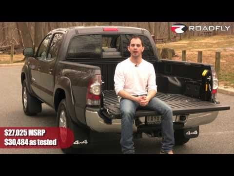 Roadfly.com - 2011 Toyota Tacoma Road Test & Review