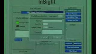 Colour Vision Systems Insight Demonstration