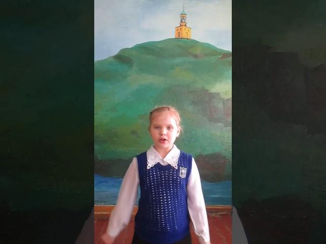 Изображение предпросмотра прочтения – КаринаИванова читает произведение «Майская песенка» В.В.Маяковского